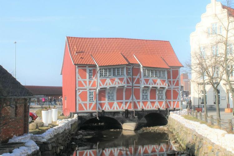 FerienhausDeutschland - Mecklenburg-Vorpommern: Citywohnung Hansestadt 3  [16]