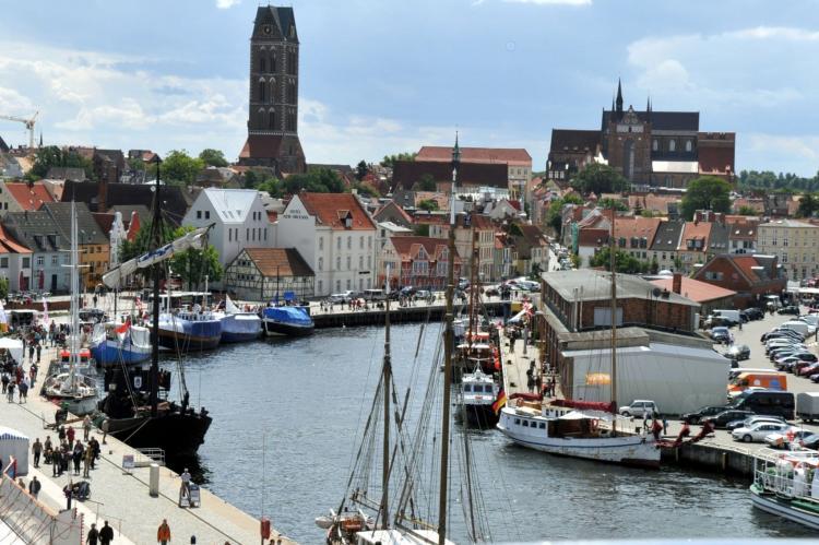 FerienhausDeutschland - Mecklenburg-Vorpommern: Citywohnung Hansestadt 3  [18]