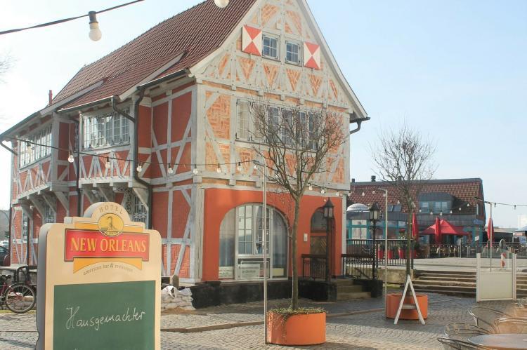 FerienhausDeutschland - Mecklenburg-Vorpommern: Citywohnung Hansestadt 3  [20]