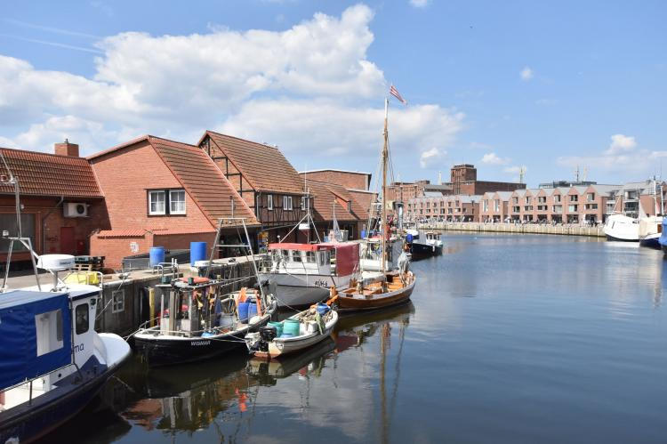 FerienhausDeutschland - Mecklenburg-Vorpommern: Citywohnung Hansestadt 3  [17]