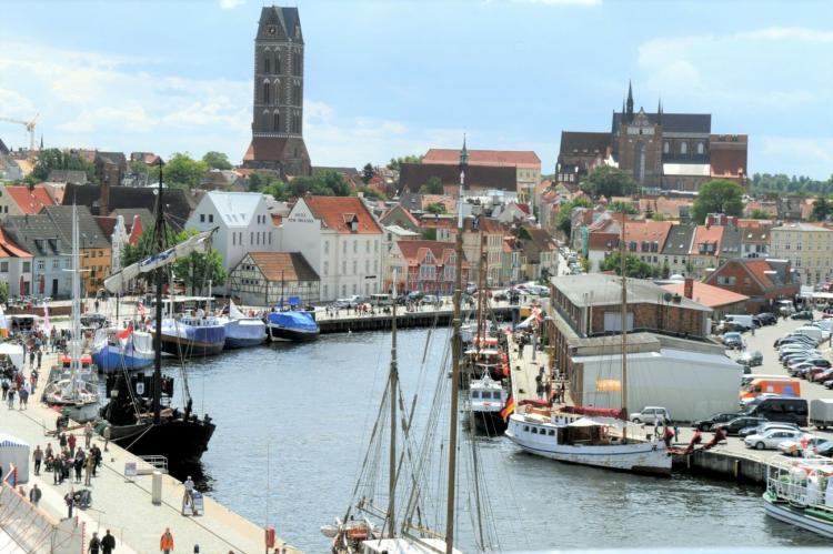 FerienhausDeutschland - Mecklenburg-Vorpommern: Citywohnung Hansestadt 3  [14]