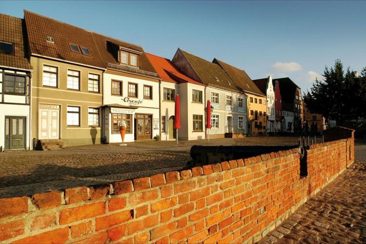 FerienhausDeutschland - Mecklenburg-Vorpommern: Citywohnung Hansestadt 3  [3]