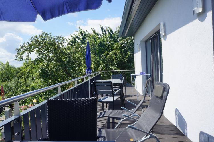 Holiday homeGermany - Mecklenburg-Pomerania: Ostseeblick mit Dachterrasse XL  [15]