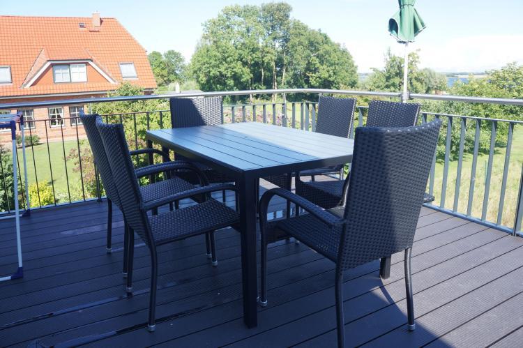 Holiday homeGermany - Mecklenburg-Pomerania: Ostseeblick mit Dachterrasse XL  [16]