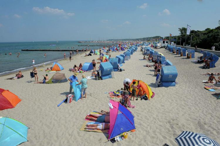 Holiday homeGermany - Mecklenburg-Pomerania: Appartement Strand 03  [10]