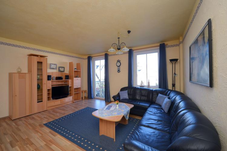 Holiday homeGermany - Mecklenburg-Pomerania: Appartement Strand 03  [1]