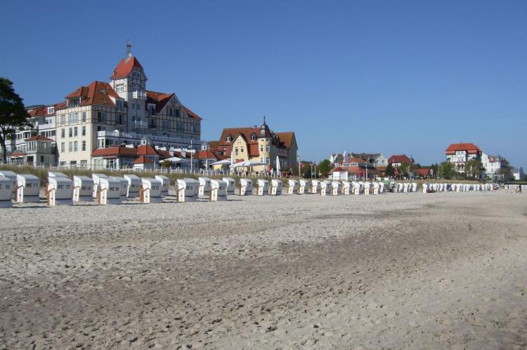 VakantiehuisDuitsland - Mecklenburg-Vorpommern: Ostseeurlaub in der Morgensonne Nr 04  [5]