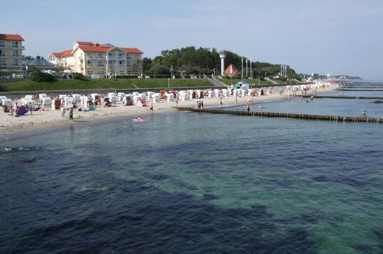 VakantiehuisDuitsland - Mecklenburg-Vorpommern: Ostseeurlaub in der Morgensonne Nr 04  [7]