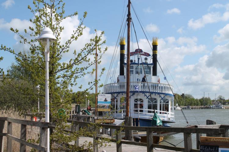 VakantiehuisDuitsland - Mecklenburg-Vorpommern: Arko 1 mit Terrasse /Strand  [17]