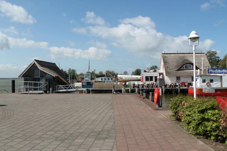VakantiehuisDuitsland - Mecklenburg-Vorpommern: Arko 1 mit Terrasse /Strand  [19]
