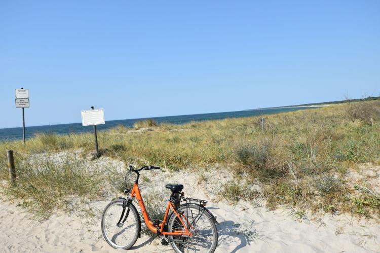 VakantiehuisDuitsland - Mecklenburg-Vorpommern: Arko 1 mit Terrasse /Strand  [18]
