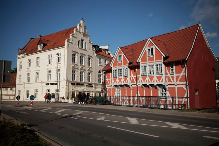 Holiday homeGermany - Mecklenburg-Pomerania: Dat Oole Huus 4  [22]