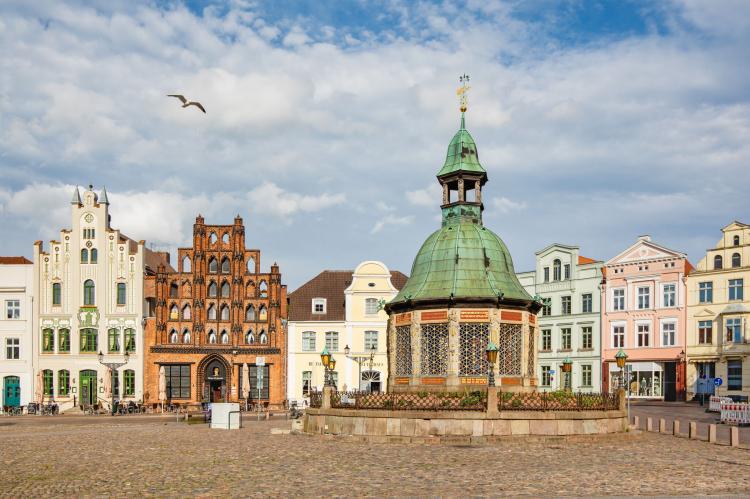 Holiday homeGermany - Mecklenburg-Pomerania: Hoher Damm Hansestadt Wismar  [33]