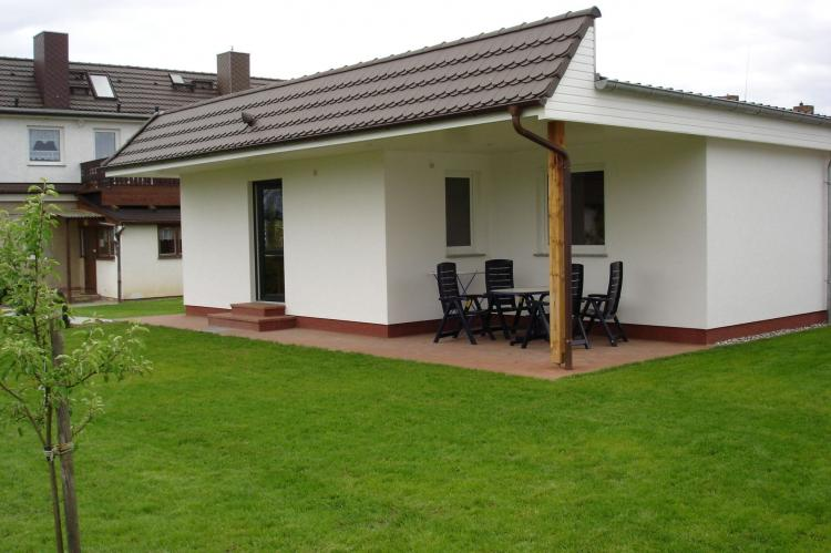 Holiday homeGermany - Mecklenburg-Pomerania: Ferienhaus Claudia in Rerik  [1]