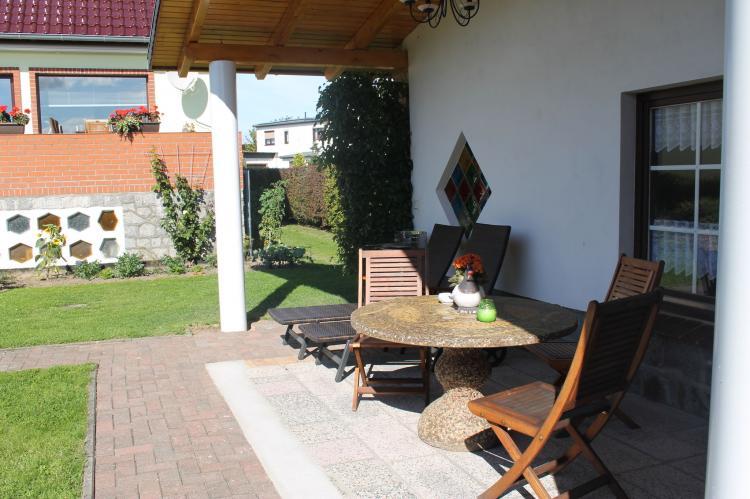 Holiday homeGermany - Mecklenburg-Pomerania: Geranienglück  [4]