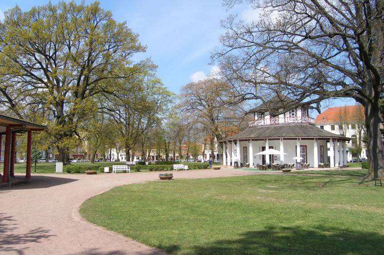 VakantiehuisDuitsland - Mecklenburg-Vorpommern: Sonniger Ausblick  [13]