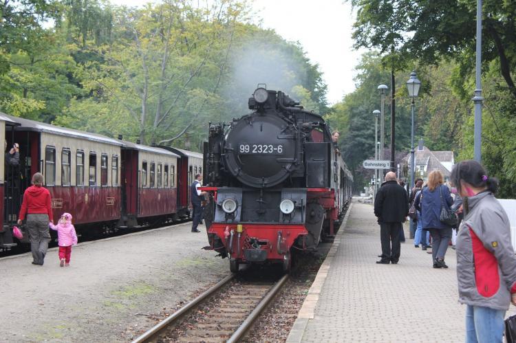 VakantiehuisDuitsland - Mecklenburg-Vorpommern: Sonniger Ausblick  [14]