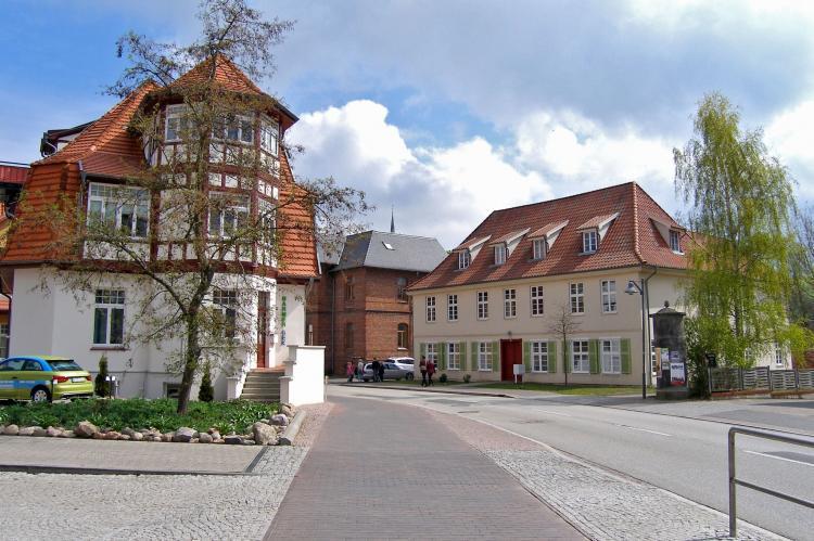 VakantiehuisDuitsland - Mecklenburg-Vorpommern: Sonniger Ausblick  [12]