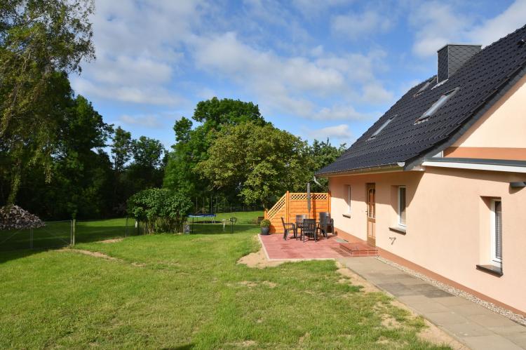 VakantiehuisDuitsland - Mecklenburg-Vorpommern: Natur Pur  [18]