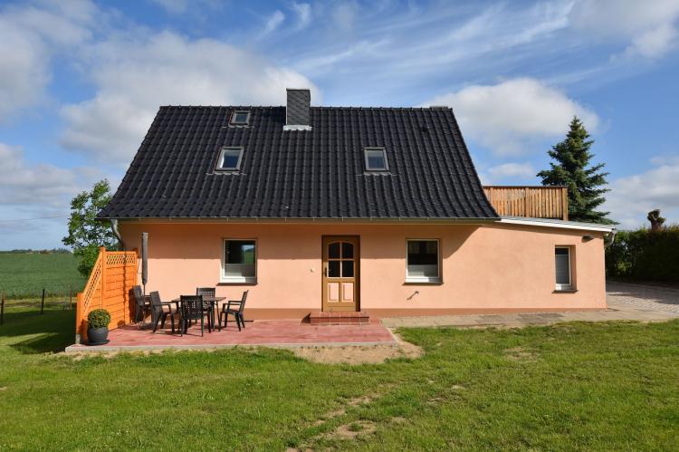 VakantiehuisDuitsland - Mecklenburg-Vorpommern: Natur Pur  [1]