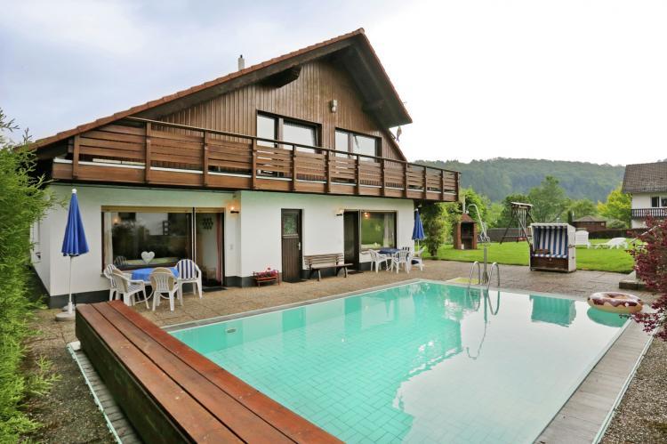 VakantiehuisDuitsland - Hessen: Haus Knoche  [5]