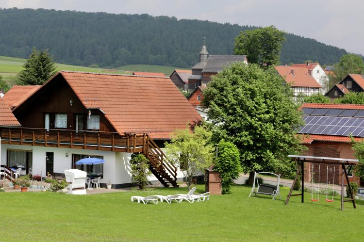 VakantiehuisDuitsland - Hessen: Haus Knoche  [3]