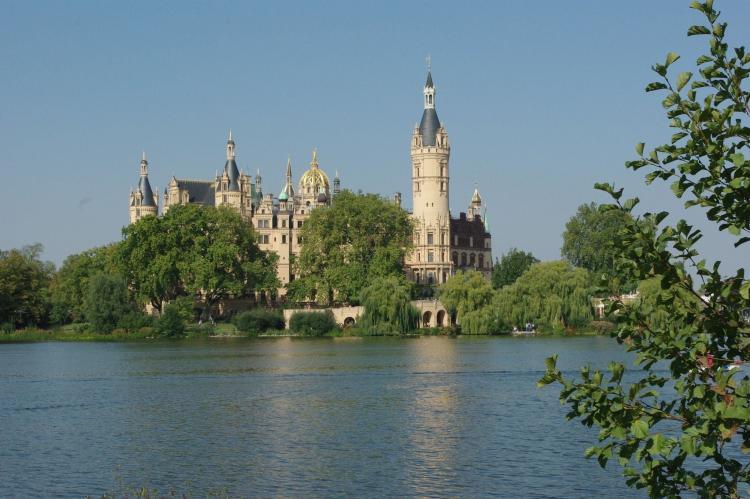 Holiday homeGermany - Mecklenburg-Pomerania: Schifferhus Altstadt  [25]
