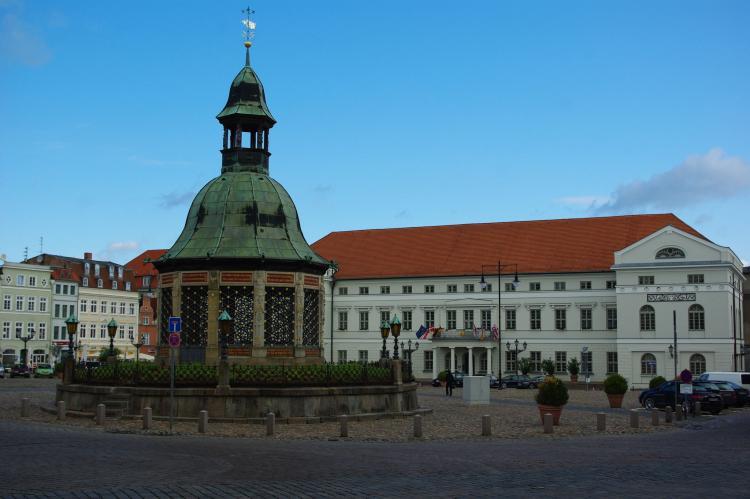 Holiday homeGermany - Mecklenburg-Pomerania: Schifferhus Altstadt  [21]