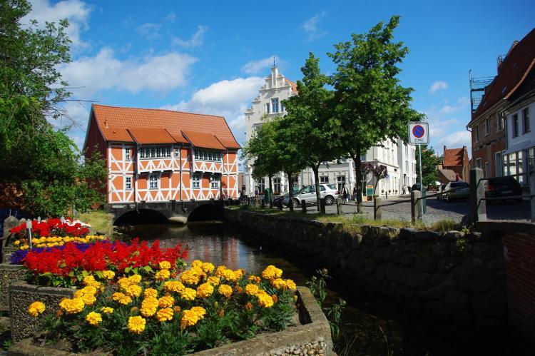 Holiday homeGermany - Mecklenburg-Pomerania: Schifferhus Altstadt  [19]