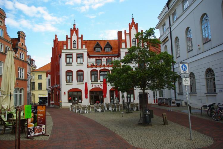 Holiday homeGermany - Mecklenburg-Pomerania: Schifferhus Altstadt  [20]