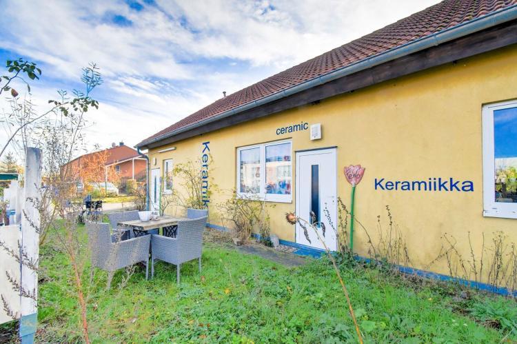 Holiday homeGermany - Mecklenburg-Pomerania: Kobaltblume  [24]
