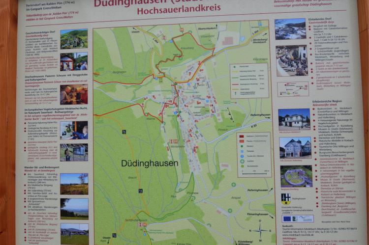 FerienhausDeutschland - Sauerland: Düdinghausen  [16]