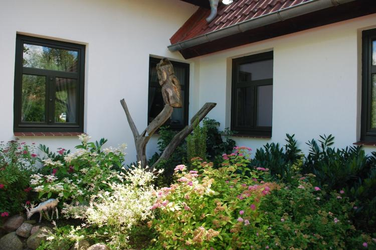 VakantiehuisDuitsland - Mecklenburg-Vorpommern: Wohnung Bornholm im kleinen Ferienpark  [15]