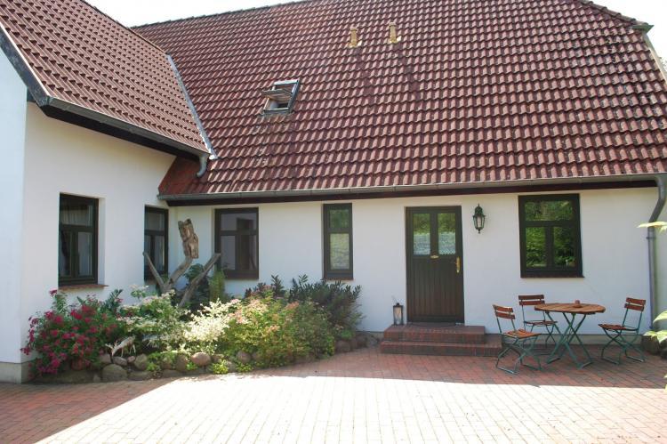 VakantiehuisDuitsland - Mecklenburg-Vorpommern: Wohnung Bornholm im kleinen Ferienpark  [13]