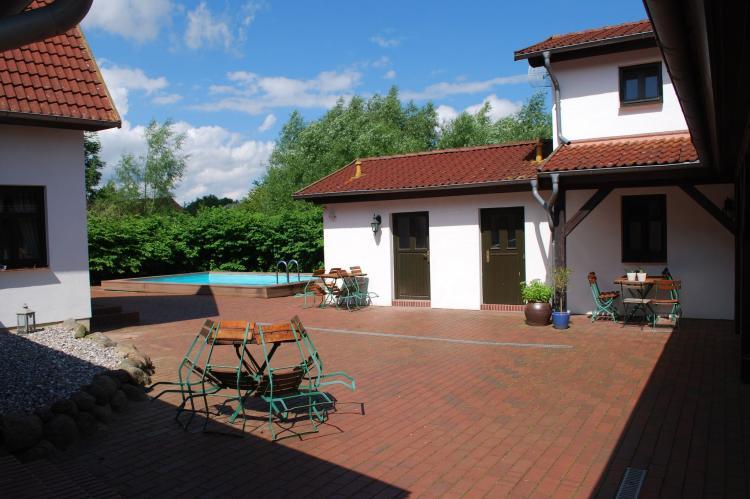 VakantiehuisDuitsland - Mecklenburg-Vorpommern: Wohnung Bornholm im kleinen Ferienpark  [3]