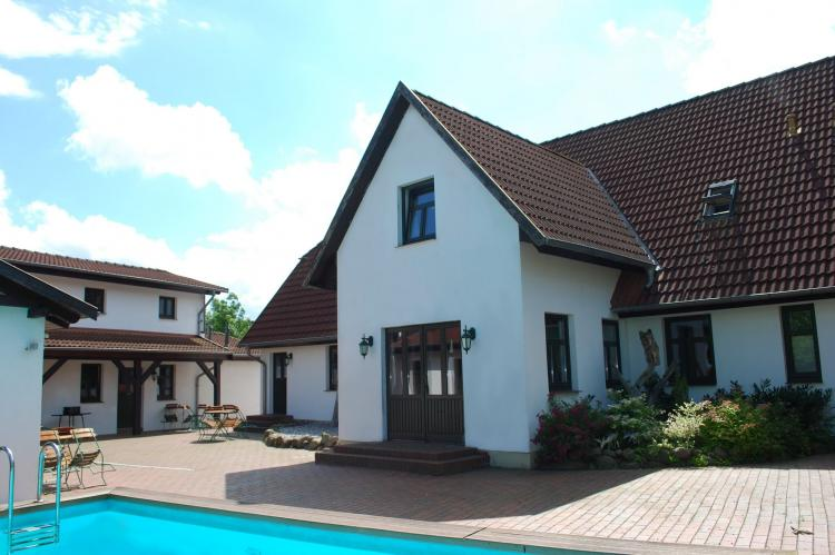 Holiday homeGermany - Mecklenburg-Pomerania: 4-Raum-Wohnung Rügen  [1]