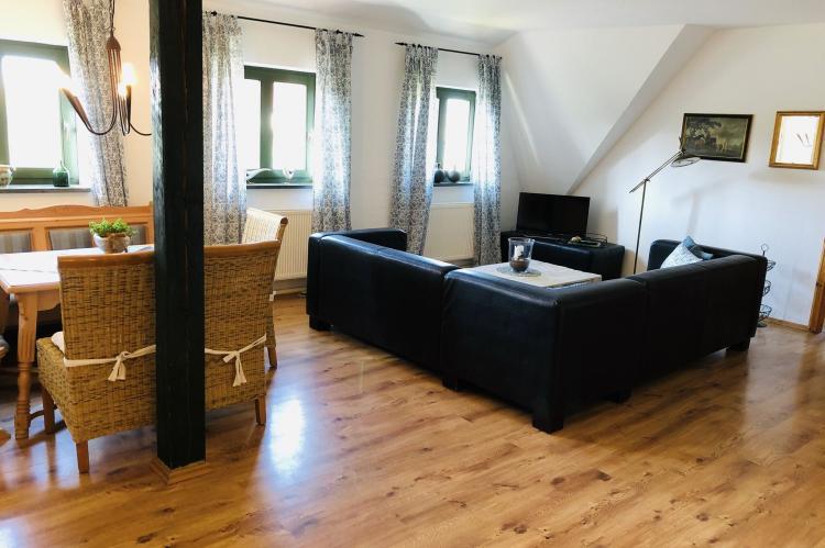 Holiday homeGermany - Mecklenburg-Pomerania: 4-Raum-Wohnung Rügen  [7]
