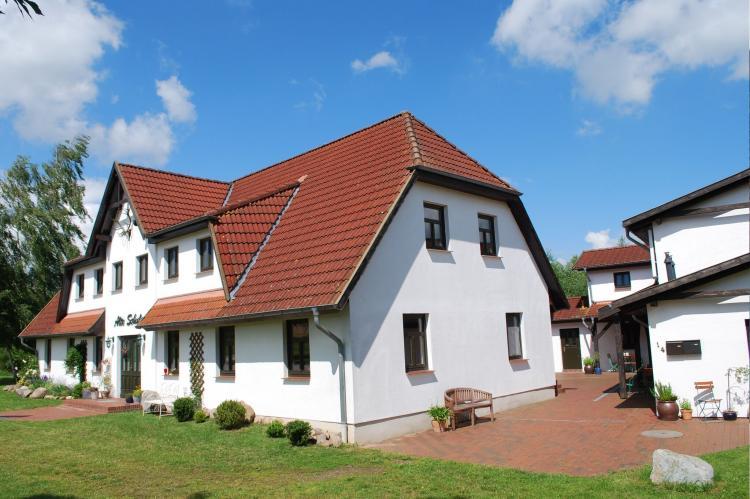 Holiday homeGermany - Mecklenburg-Pomerania: 4-Raum-Wohnung Rügen  [2]
