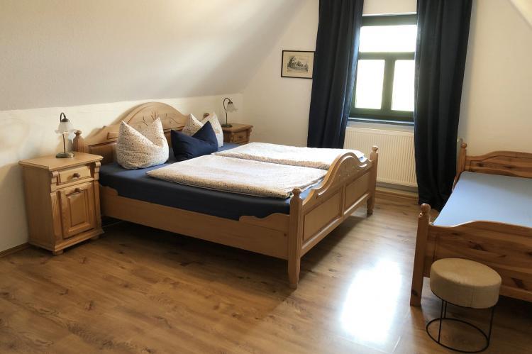 Holiday homeGermany - Mecklenburg-Pomerania: 4-Raum-Wohnung Rügen  [10]