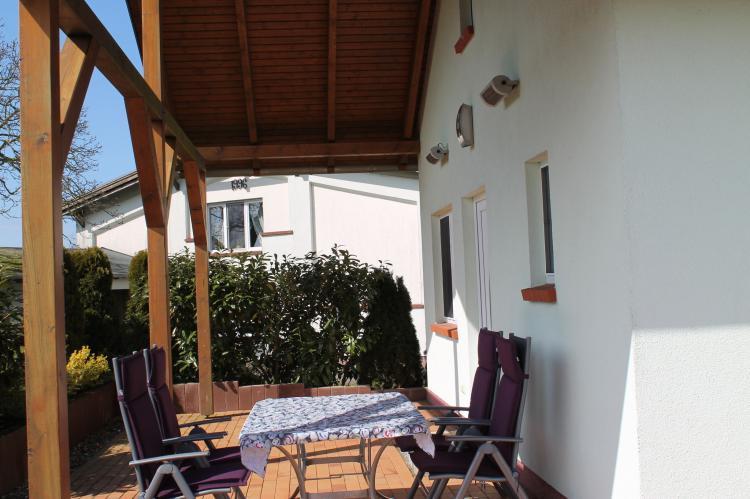Holiday homeGermany - Mecklenburg-Pomerania: Ferienhaus Fritz mit OstseeWeitblick  [4]