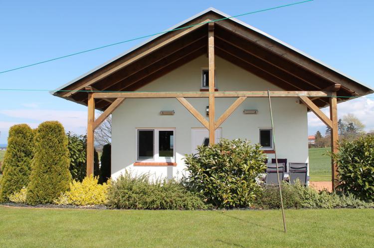 VakantiehuisDuitsland - Mecklenburg-Vorpommern: Ferienhaus Fritz mit OstseeWeitblick  [1]