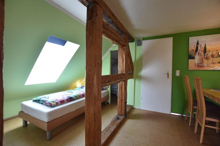 VakantiehuisDuitsland - Mecklenburg-Vorpommern: Waldblick  [15]
