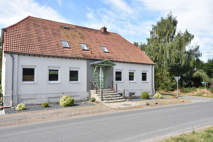 VakantiehuisDuitsland - Mecklenburg-Vorpommern: Waldblick  [3]