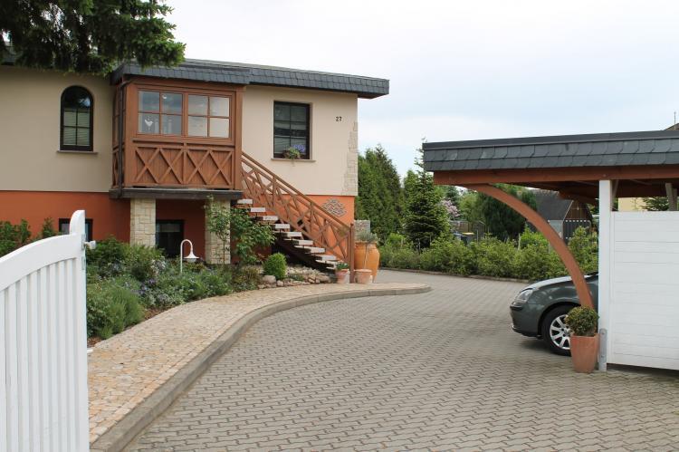 FerienhausDeutschland - Mecklenburg-Vorpommern: Ferienwohnung mit Saunahaus  [1]