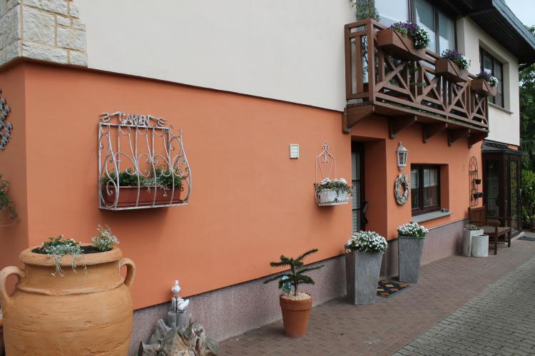 FerienhausDeutschland - Mecklenburg-Vorpommern: Ferienwohnung mit Saunahaus  [6]
