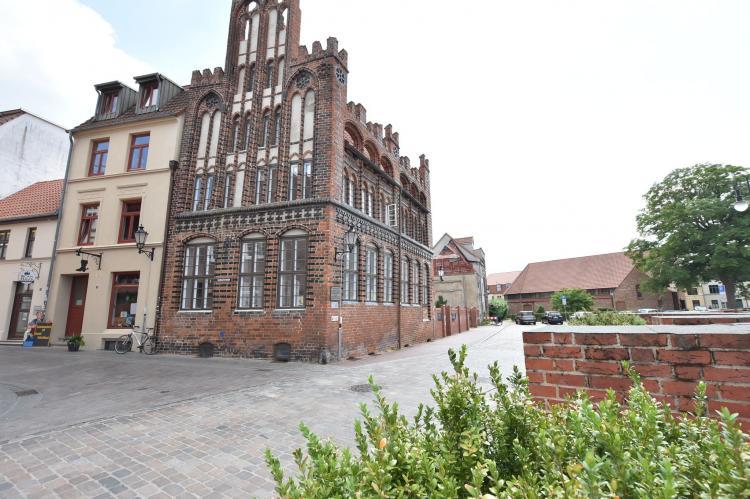 VakantiehuisDuitsland - Mecklenburg-Vorpommern: nahe Zentrum 3 Schlafzimmer Terrasse  [25]