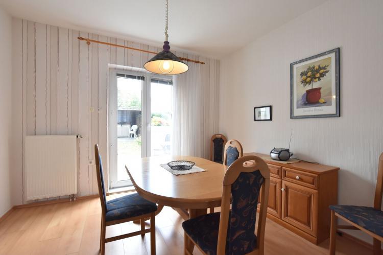 VakantiehuisDuitsland - Mecklenburg-Vorpommern: nahe Zentrum 3 Schlafzimmer Terrasse  [7]
