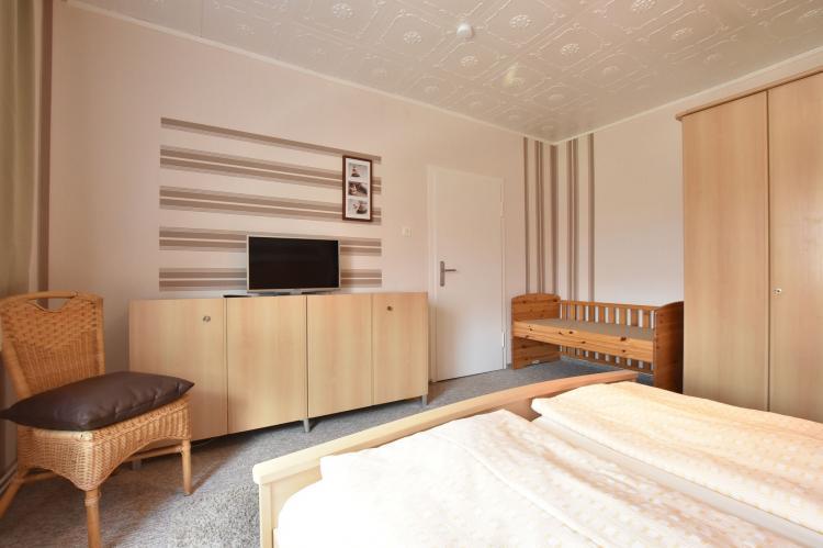 VakantiehuisDuitsland - Mecklenburg-Vorpommern: nahe Zentrum 3 Schlafzimmer Terrasse  [17]