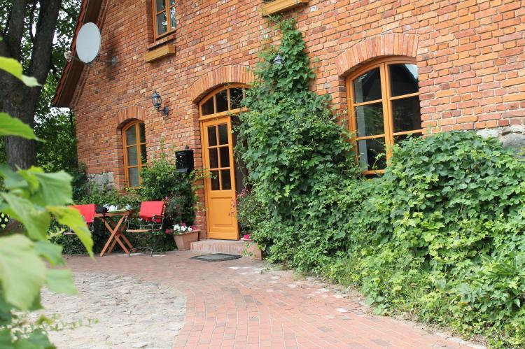 Holiday homeGermany - Mecklenburg-Pomerania: Das Bauernhaus - XXL  [1]