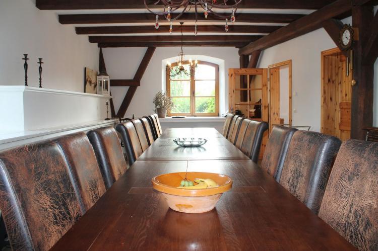 Holiday homeGermany - Mecklenburg-Pomerania: Das Bauernhaus - XXL  [6]